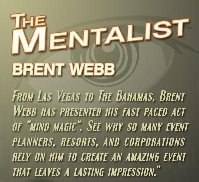 Brent Webb Entertainment | Palm Springs, CA | Mentalist | Photo #12