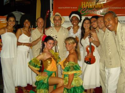 Yerason Charanga Orchestra | New York, NY | Cuban Band | Photo #16