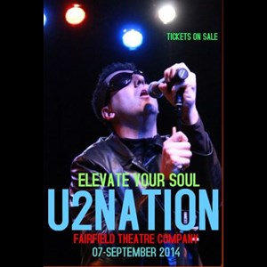 Concord U2 Tribute Band | U2Nation