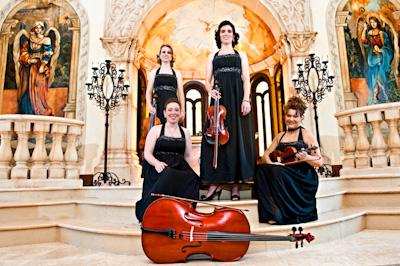European Ensemble - Trio, Quartet | Dallas, TX | Classical String Quartet | Photo #1