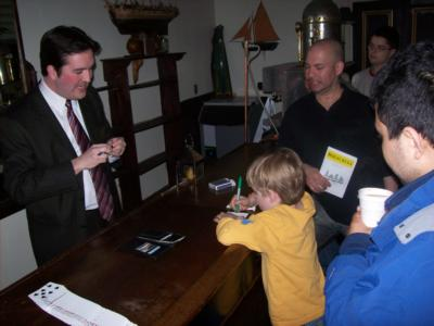 Eric Starkey - The Magician | Pittsburgh, PA | Magician | Photo #6