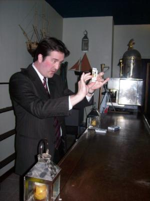 Eric Starkey - The Magician | Pittsburgh, PA | Magician | Photo #7