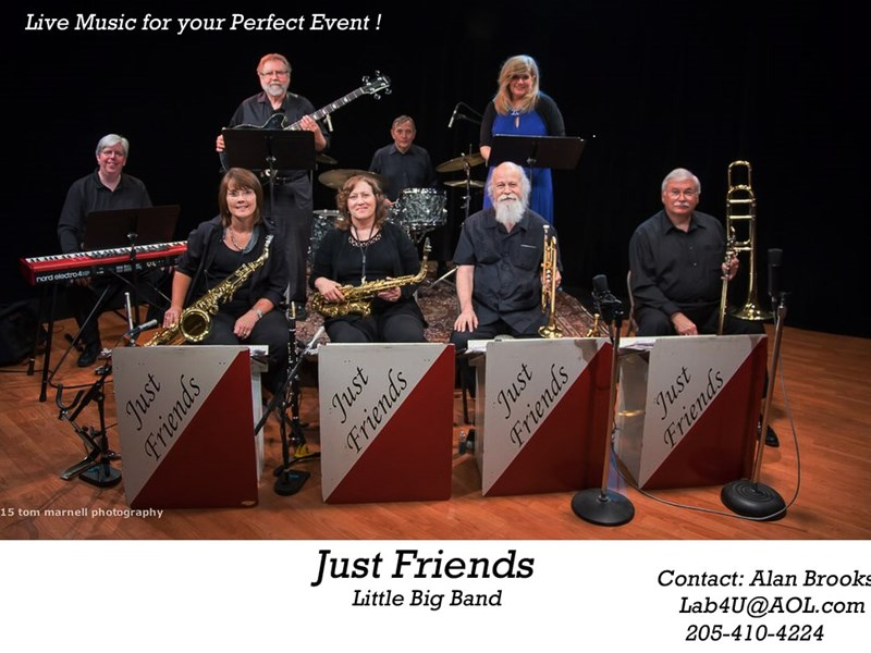 Just Friends  - Jazz Band - Mc Calla, AL