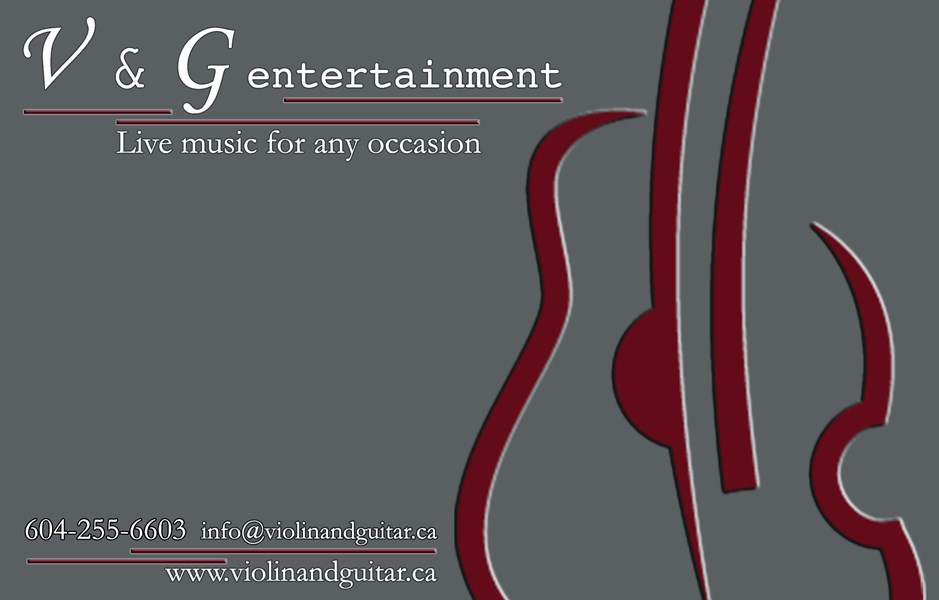 V & G Entertainment - Classical Duo - Vancouver, BC