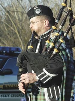 Todd Boswell | Nashville, TN | Bagpipes | Photo #6