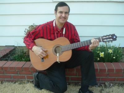 Angel Cordero | Louisville, KY | Latin Acoustic Guitar | Photo #1