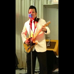 Burgess Elvis Impersonator | Wrenn Mangum