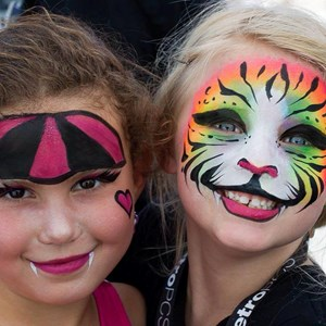 Bradenton, FL Face Painter | Childlike Productions