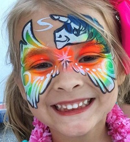 Childlike Productions - Face Painter - Bradenton, FL