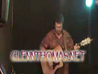 Glenn Thomas | Marietta, GA | Acoustic Guitar | Take The Money And Run