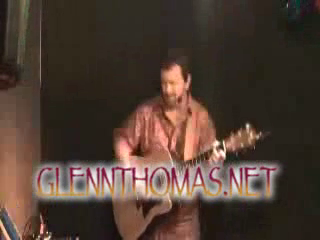 Glenn Thomas | Marietta, GA | Acoustic Guitar | Who'll Stop The Rain