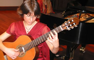 Elizabeth Busch Letourneau | Reno, NV | Classical Guitar | Photo #2