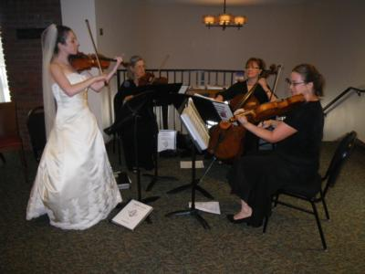 Heritage String Quartet | Ballwin, MO | Classical String Quartet | Photo #4