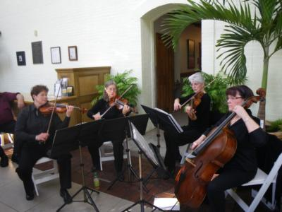 Heritage String Quartet | Ballwin, MO | Classical String Quartet | Photo #7