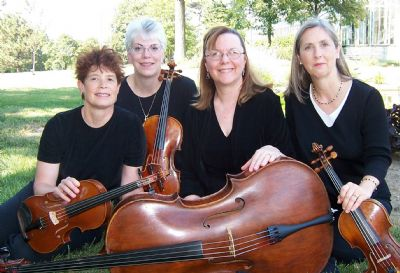 Heritage String Quartet | Ballwin, MO | Classical String Quartet | Photo #1