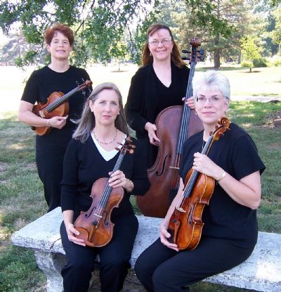 Heritage String Quartet | Ballwin, MO | Classical String Quartet | Photo #2