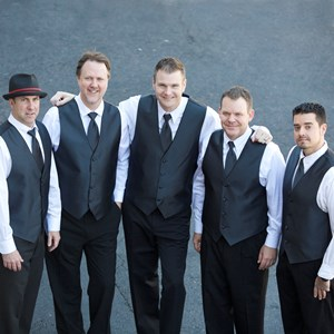 Holly Springs Wedding Band | Stone Age Romeos