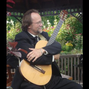 Dunstan Morey -- Solo Guitar - Classical Guitarist - Toronto, ON
