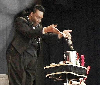 John E. Hamilton | Las Vegas, NV | Magician | Photo #10