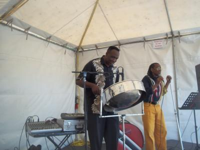 Ashton & Trilogy,  Band Or Solo Steel Drum | San Francisco, CA | Steel Drum Band | Photo #8