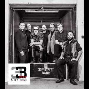 South Bend Rock Band | 33rd Street Band