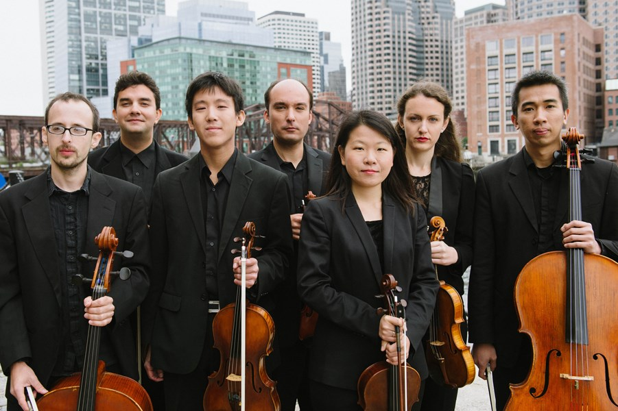 Boston String Ensemble - String Quartet - Cambridge, MA