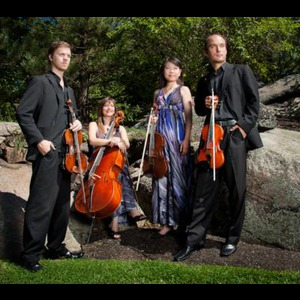 Cranston Chamber Musician | Boston String Quartet