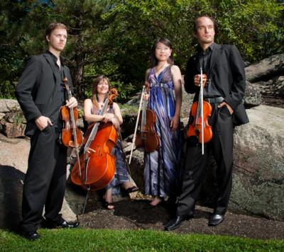 Boston String Quartet | Cambridge, MA | Chamber Music Quartet | Photo #1