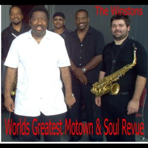 "The Winstons(""The Worlds Greatest Motown Revue"") - Motown Band - Silver Spring, MD"