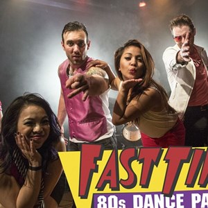 Castro Valley 80s Band | Fast Times