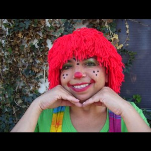 Queen Creek Clown | Fancy Nancy Face Painting, Balloons, Clowns Too!