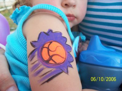 Fancy Nancy Face Painting, Balloons, Clowns Too! | Peoria, AZ | Face Painting | Photo #6