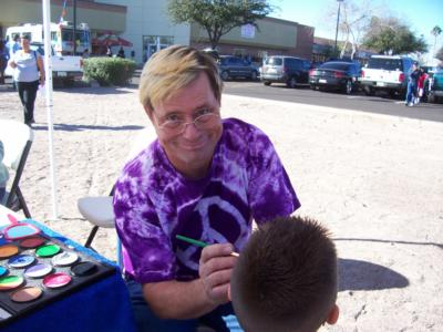 Fancy Nancy Face Painting, Balloons, Clowns Too! | Peoria, AZ | Face Painting | Photo #7