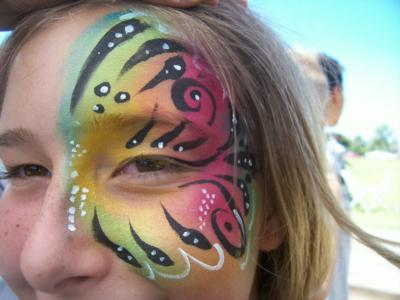 Fancy Nancy Face Painting, Balloons, Clowns Too! | Peoria, AZ | Face Painting | Photo #8