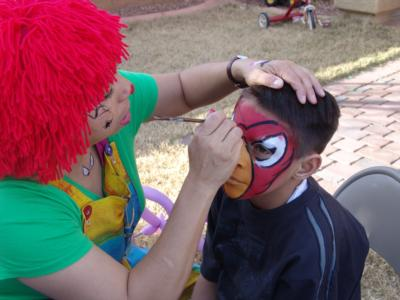Fancy Nancy Face Painting, Balloons, Clowns Too! | Peoria, AZ | Face Painting | Photo #10