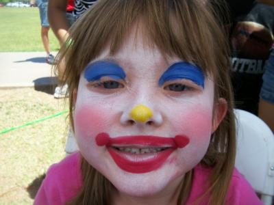 Fancy Nancy Face Painting, Balloons, Clowns Too! | Peoria, AZ | Face Painting | Photo #14