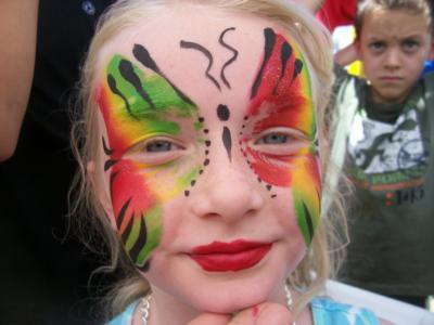 Fancy Nancy Face Painting, Balloons, Clowns Too! | Peoria, AZ | Face Painting | Photo #15