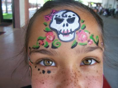Fancy Nancy Face Painting, Balloons, Clowns Too! | Peoria, AZ | Face Painting | Photo #16