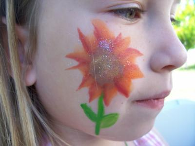 Fancy Nancy Face Painting, Balloons, Clowns Too! | Peoria, AZ | Face Painting | Photo #19