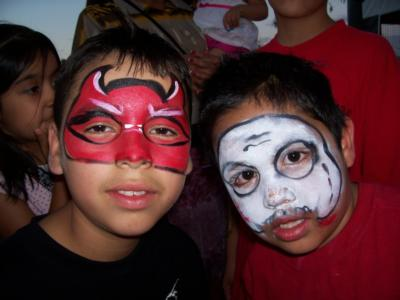 Fancy Nancy Face Painting, Balloons, Clowns Too! | Peoria, AZ | Face Painting | Photo #20