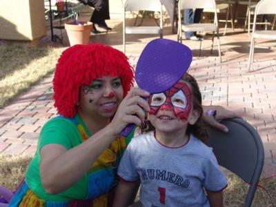 Fancy Nancy Face Painting, Balloons, Clowns Too! | Peoria, AZ | Face Painting | Photo #22