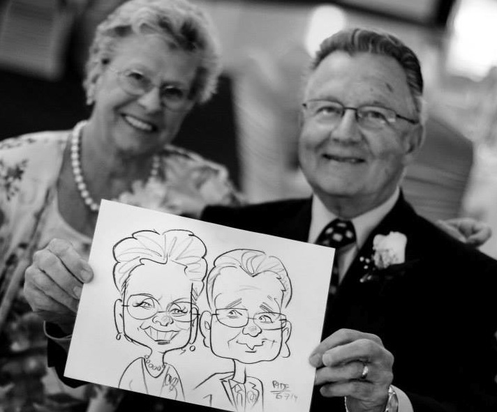 SPEED SKETCHERS CARICATURES and Party Art - Caricaturist - Cleveland, OH