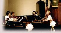 Shaw Strings | West Chester, PA | Classical String Quartet | Photo #5