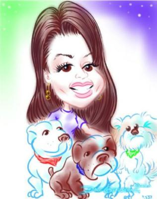 Dale Gladstone, Caricature Artist Ny | New York, NY | Caricaturist | Photo #12