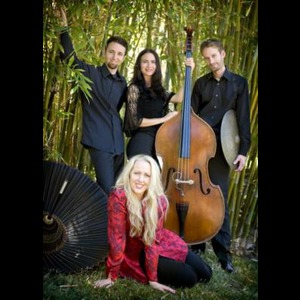 Glendale Ballroom Dance Music Band | Alli & The Cats / Allegato World Jazz