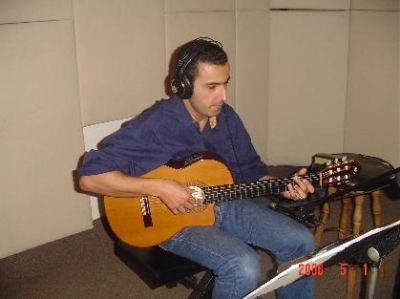 Marco Tulio | Reseda, CA | Latin Acoustic Guitar | Photo #8
