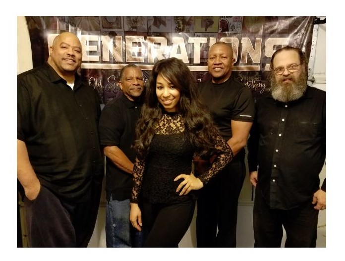 GENERATIONS BAND..the R/B Funk Band - R&B Band - Houston, TX