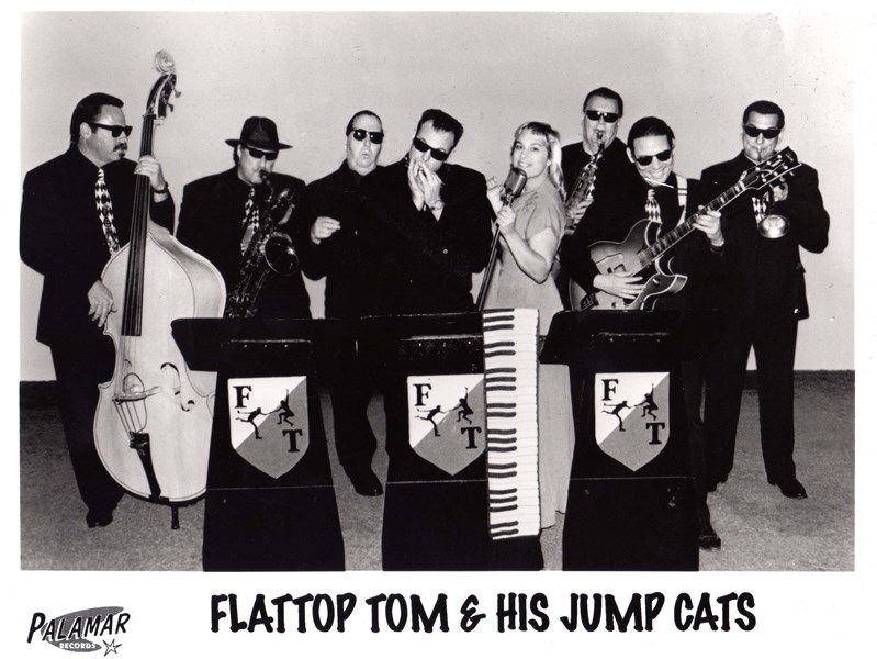 Flattop Tom And His Jump Cats - Swing Band - Los Angeles, CA