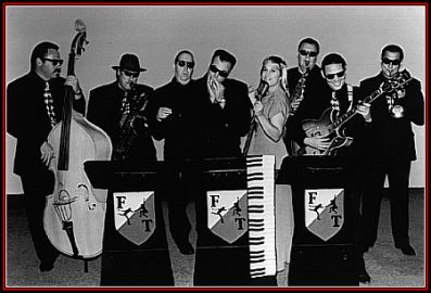 Flattop Tom And His Jump Cats | San Gabriel, CA | Swing Band | Photo #1
