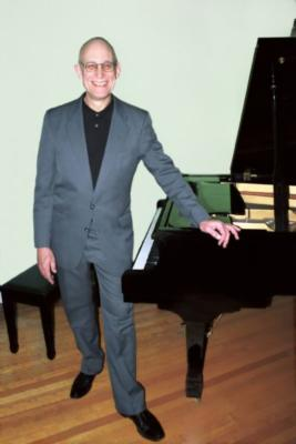 Lou Walinsky, Jazz/Pop/Ragtime/Classical Pianist's Main Photo